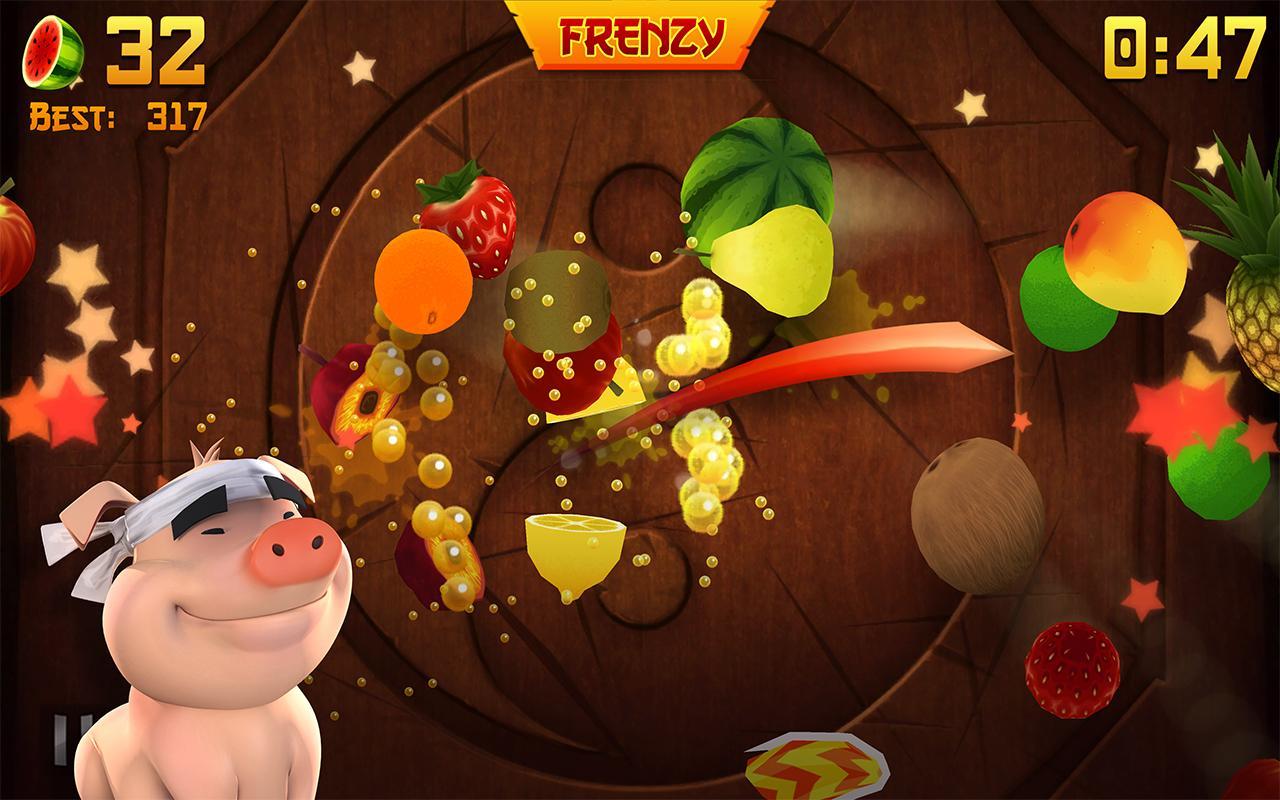 Baixar Fruit Ninja Dinheiro Infinito V2.0.0 androidbit