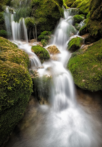Waterfall with name Hell by Klempa None - Nature Up Close Water