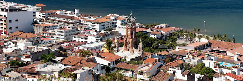 Puerto Vallarta, Mexico, is home to a vibrant nightlife and world-class cuisine.