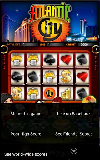Atlantic City Slot Machine HD