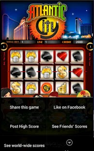 Atlantic City Slot Machine HD - screenshot thumbnail