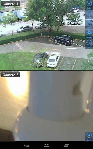 Viewer for Timhillone IP cams