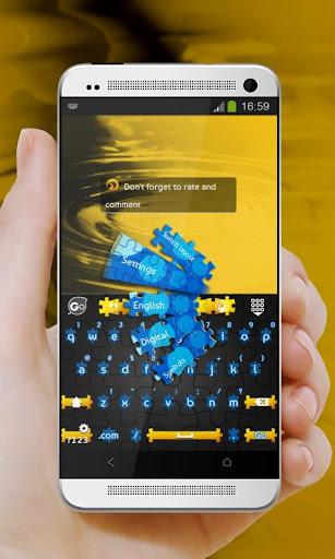 神之謎 GO Keyboard Theme 個人化 App-愛順發玩APP