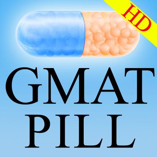 GMAT Pill HD+