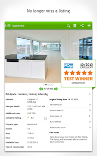 Property Switzerland, Flat - screenshot thumbnail