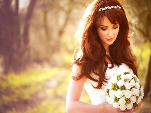 Wedding Gown Dress Up