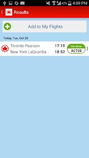Air Canada- screenshot thumbnail