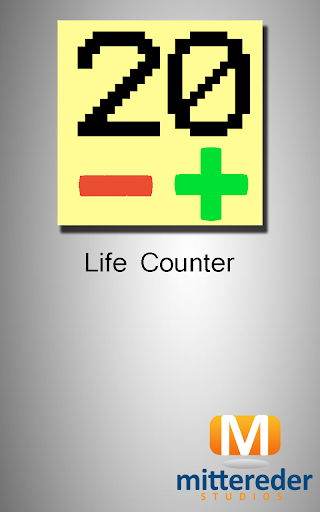 Life Counter w Tokens