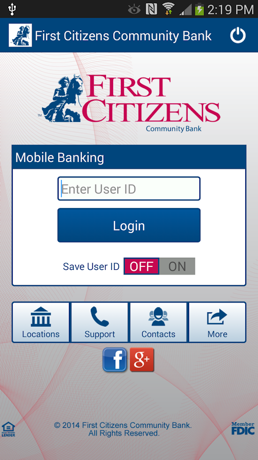 FCCB Mobile Banking Android Apps on Google Play