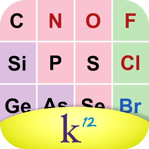 K12 periodic table apps on google play urtaz Choice Image