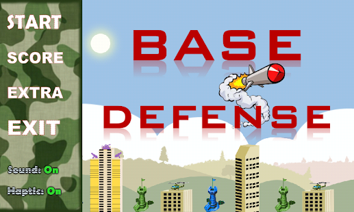 BASE DEFENSE- screenshot thumbnail