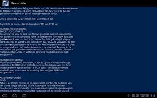 Screenshot of WeermodellenHD lite