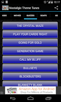 Screenshot of Nostalgic Theme Tunes