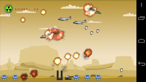 Anti Air Raid