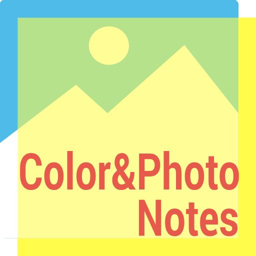 Color&Photo Notes 生產應用 App LOGO-硬是要APP