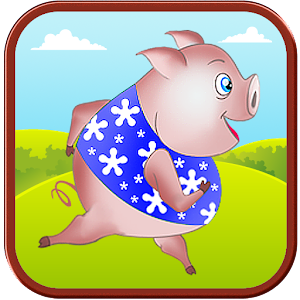 Piggy Run Icon