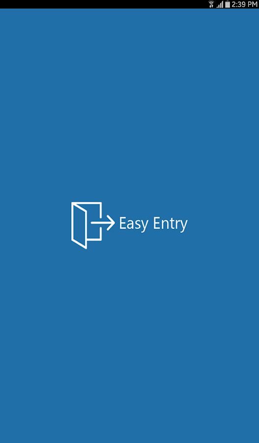 Easy Entry Ticket Scanning- screenshot