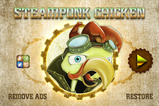 Steampunk Chicken - Pro Racing