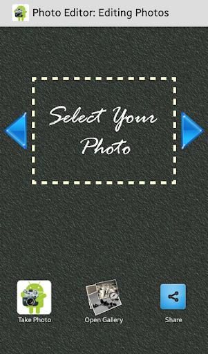 Androidの最強写真編集アプリ「Photo Editor」無料でリサイズも補正も ...