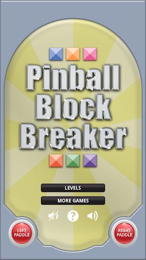 Pinball Block Breaker Free