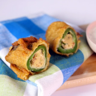 Cheesy Jalapeno Bacon Poppers