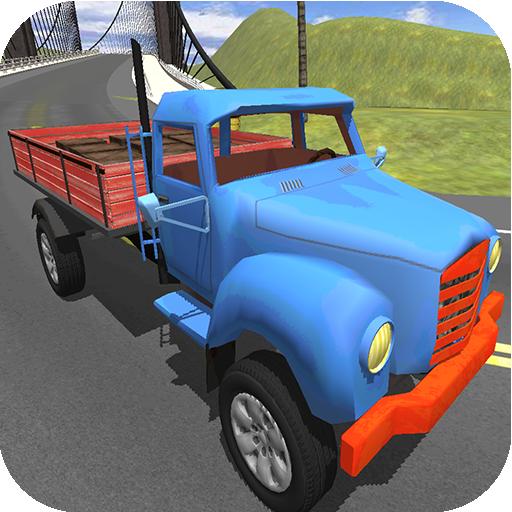 ハイウェー貨物運送 模擬 App LOGO-APP試玩