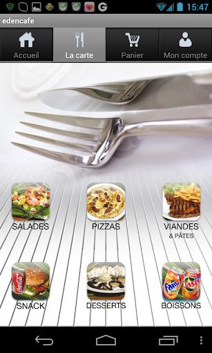 【免費生活App】Eden Cafe-APP點子