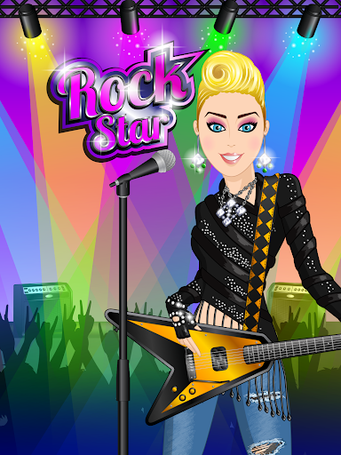 Rock star dressup mania deluxe for android for Rock star photos for sale