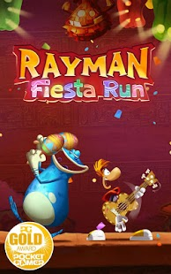 Rayman Fiesta Run Screenshot 25