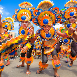 Photographs should not be titled by Michael Ash - Public Holidays Easter ( bright, colorful, festival, philippines, portrait )