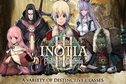 Inotia3: Children of Carnia Screenshot 1