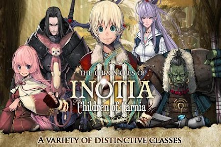 Inotia3: Children of Carnia v1.4.1