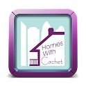 Homes with Cachet icon
