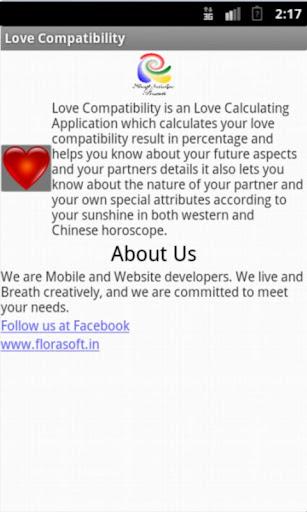 【免費娛樂App】Love Compatibility-APP點子