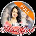Talking Pocket Sexy Miss Girl