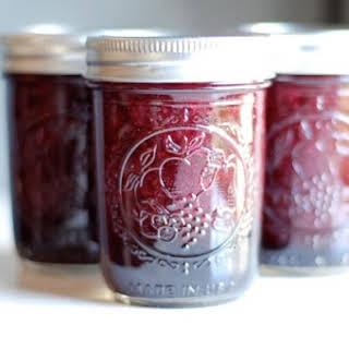 Blueberry Orange Ginger Jam.
