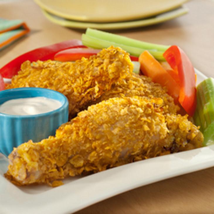 Ranch Chicken Drumsticks Recipe