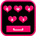 Love Pink Keyboard icon