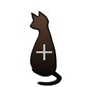 Ex calculator cat icon
