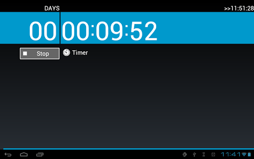 Timers4Me Timer&Stopwatch Pro- screenshot thumbnail