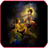 Radha Krishna Hindu God HD WP