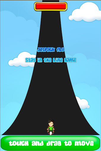 One Direction Game:Fly JetPack