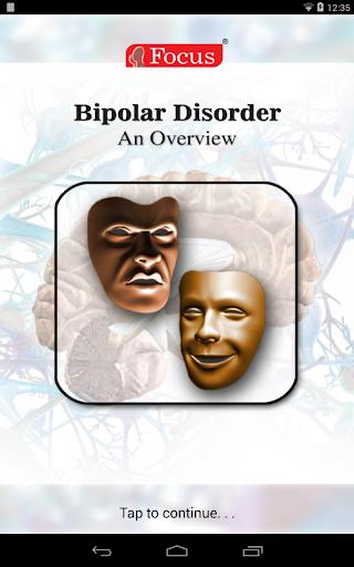 Bipolar Disorder-An Overview