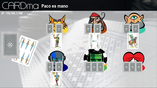 免費紙牌App|CARDma Servidor|阿達玩APP