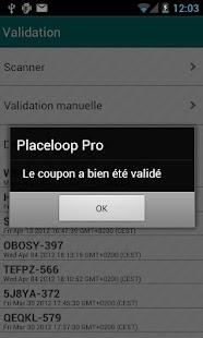Placeloop Pro– Vignette de la capture d'écran