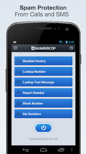 Block Spam Numbers:Calls,Texts - screenshot thumbnail