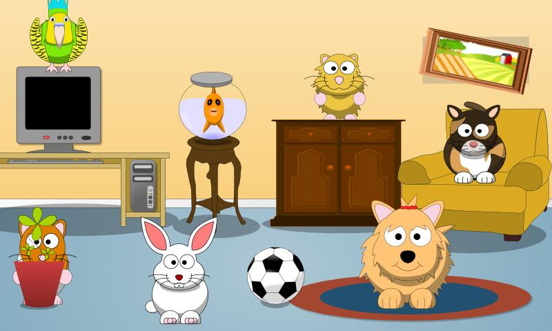 Cute Animal Life (Ads)- screenshot