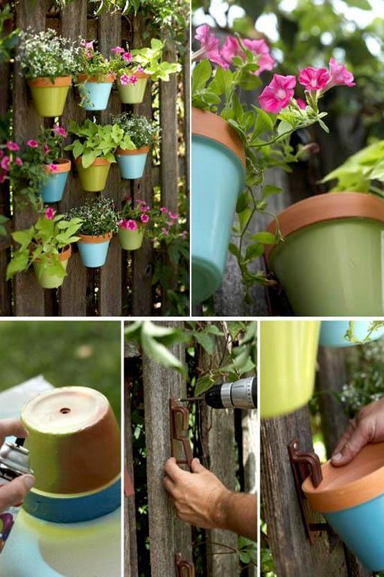 Diy garden ideas android apps on google play for Homemade garden decorations