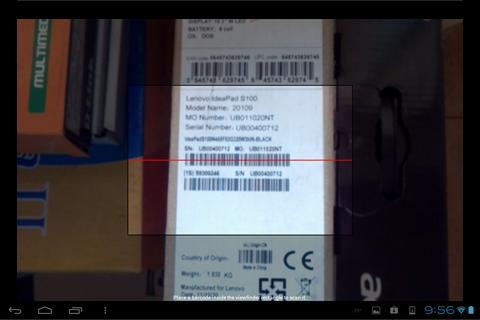 myStock Inventory Manager- screenshot