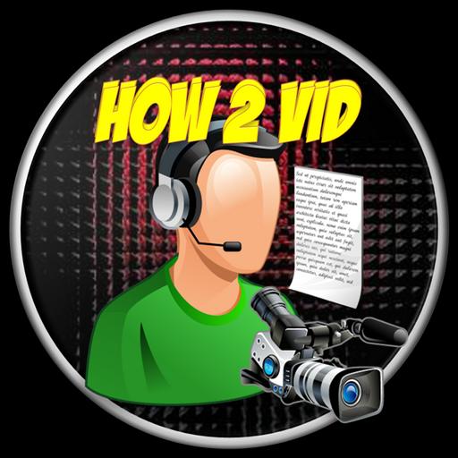 How To Video 2 媒體與影片 App LOGO-硬是要APP